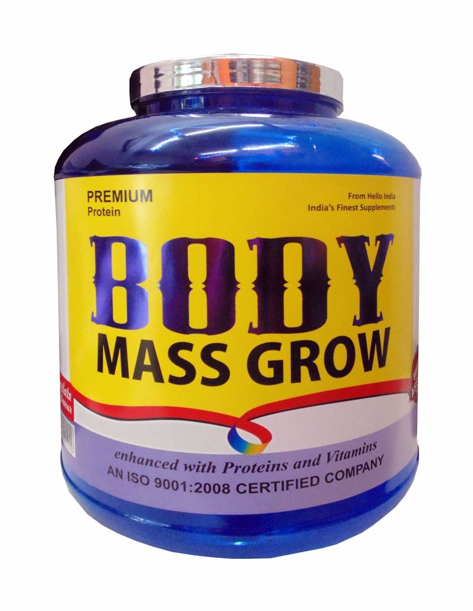 Body Mass Grow